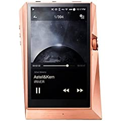 IRIVER 【ハイレゾ音源対応】デジタルオーディオプレーヤー Astell&Kern AK380 (Copper/256GB) AK380-256GB-CP