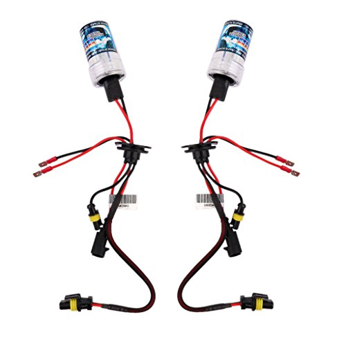 Generic 1 Pair HID Xenon Car Auto Headlight Light Lamp Bulb Bulbs H7 4300K 12V 55W  available at amazon for Rs.770