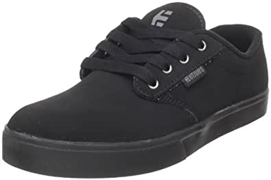 Etnies Men's Jameson 2 Skate Shoe,Black/Dark Grey,6 M US