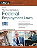 img - for Lisa Guerin: The Essential Guide to Federal Employment Laws (Paperback); 2013 Edition book / textbook / text book