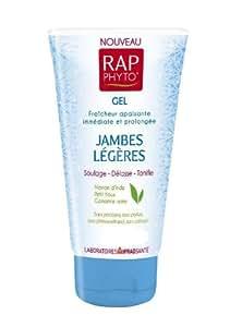 Rap Phyto Gel Jambes Légères 40 ml