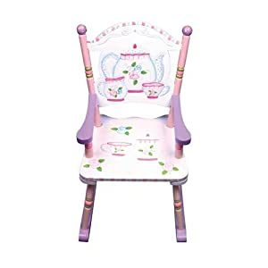 Guidecraft Tea Party Rocking Chair from Guidecraft