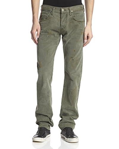 Hudson Men's Byron Selvage Straight Leg Jean