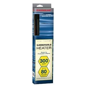 Amazon.com : Marineland Visi-Therm Aquarium Heater, 300 ...