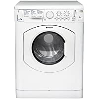 Hotpoint WDL756P 1600 Spin 7+5Kg Washer Dryer in White