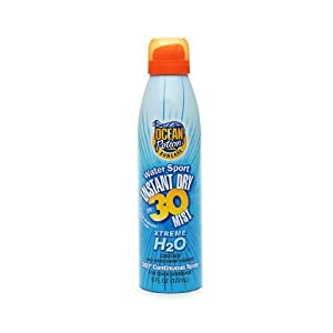 Ocean Potion H2O Sport Continuous Spray SPF 30-6 oz