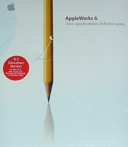 Appleworks 6.1 Education Verison