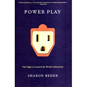 Power Play - Sharon Beder