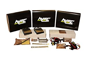 XtremeLite Premium High Beam Headlights 9005 8,000K Xenon HID Kits - 1996 Chevrolet Blazer Composite