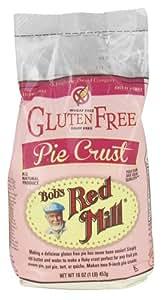 Bob's Red Mill Gluten Free Pie Crust Mix, 16 Ounce