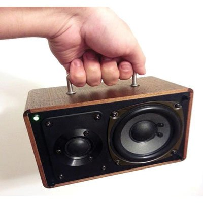 Portable Retro Hi-Fi Speaker Kit