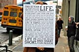 HOLSTEE ホルスティー マニフェスト ポスター Manifesto Poster 457×610mm
