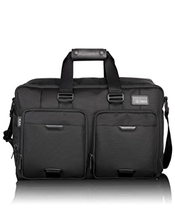 Tumi Luggage T-Tech Network Soft Carry-On, Black, One Size