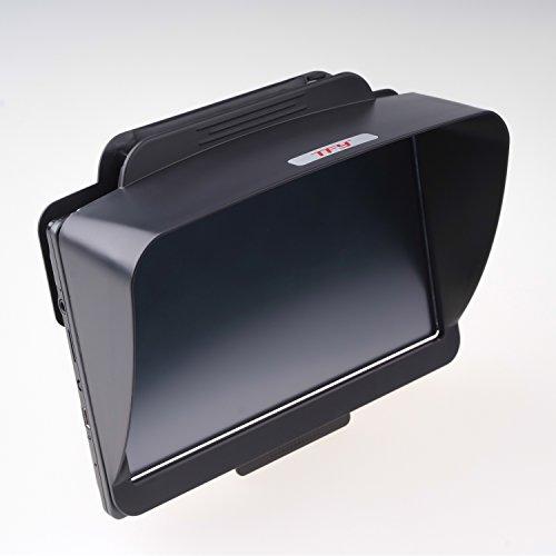 TFY Display Blendschutz für 7 Zoll GPS Navigationsgeräte im Auto