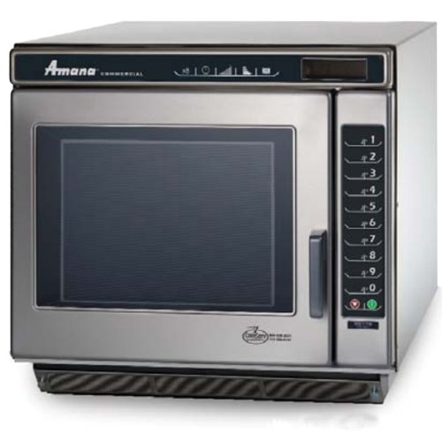 Amana (Acp Inc.) Rc17S 1700 W Microwave W/Digital Control 1.0 Cu Ft