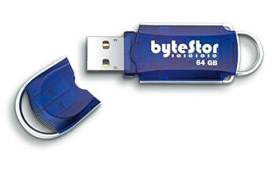 Bytestor Dataferry USB Flash Drive - Blue - Parent