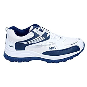 Corpus Density Navy Blue Color Running Shoes