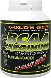 ゴールドジム BCAA・アルギニンパウダー 400g