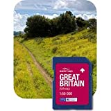 Satmap Great Britain Complete SD Map - 1:50000by Satmap
