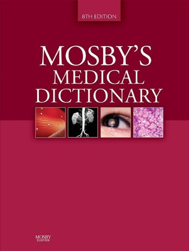 Mosby's Medical Dictionary, 8e