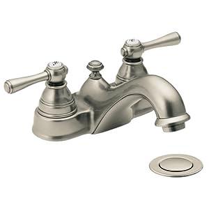Moen Faucets Bathroom Sink Faucet T In Chrome By Moen - Moen castleby bathroom faucet for bathroom decor ideas