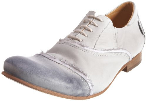 Five By Rio Ferdinand Men's Finlay White Shoe RFSS1145A 9 UK