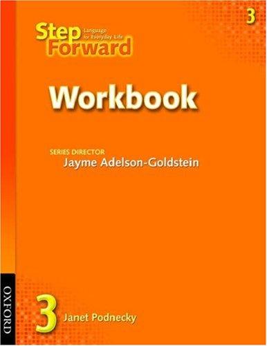 Step Forward 3 Workbook