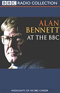 Alan Bennett at the BBC Radio/TV Program
