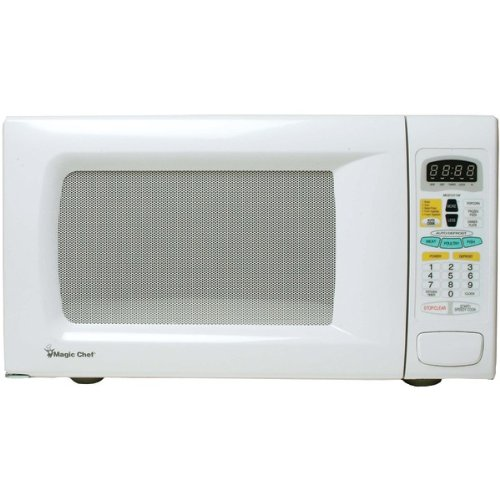 The Amazing Magic Chef 1.3Cf 1100W Microwave Wht