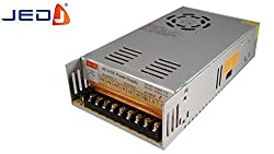 JED Power Supply Driver adapter For CCTv & LED Strip AC110-220V TO DC 12V 30 AMP and 360watt
