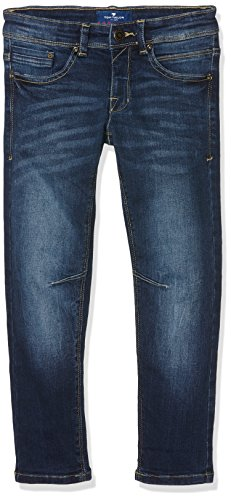 TOM TAILOR Kids Authentic Style Ryan, Blu Bambino, Blau (Stone Blue Denim 1095), 16 Anni