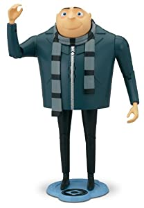 Despicable Me Talking Figures - Gru