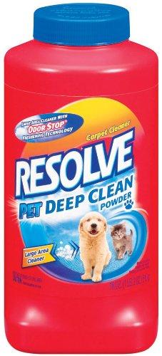 Resolve Carpet Pet Deep Clean Powder, 18 Ounce