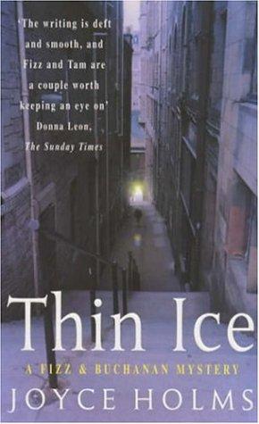 Thin Ice (A Fizz & Buchanan mystery)