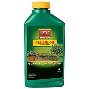 Ortho 0165210 Malathion Plus Insect Spray Concentrate - 32 oz. (Discontinued by Manufacturer)