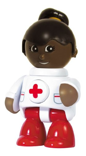 Tolo First Friends - African American Nurse front-761920