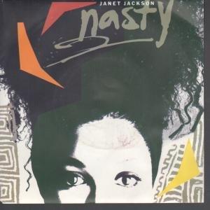 Nasty vinyl single