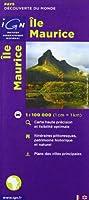 Carte routière : Île Maurice
