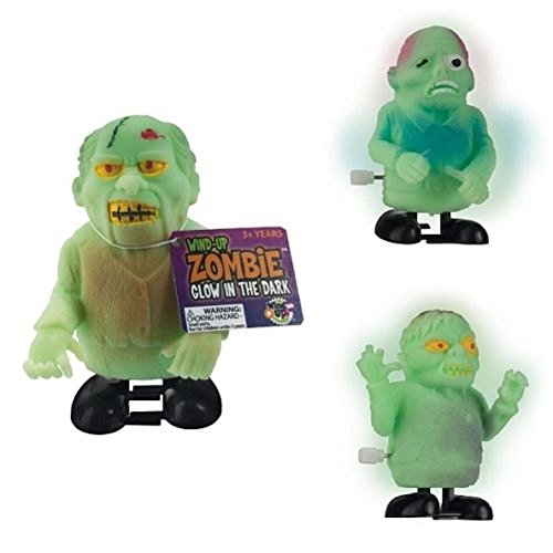 Toysmith G.I.D Zombie with U Toy