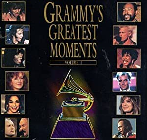 Grammy's Greatest Moments, Volume 1