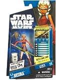Hasbro スター・ウォーズ クローン・ウォーズ ベーシックフィギュア アソーカ・タノ/Star Wars 2010 The Clone Wars Action Figure CW17 Ahsoka Tano【並行輸入】