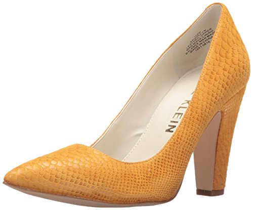 Anne Klein Women's Hollyn Leather Dress Pump
