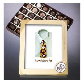 Fathers Day Tie 1 Lb. Sugar Free & Low Carb Chocolates