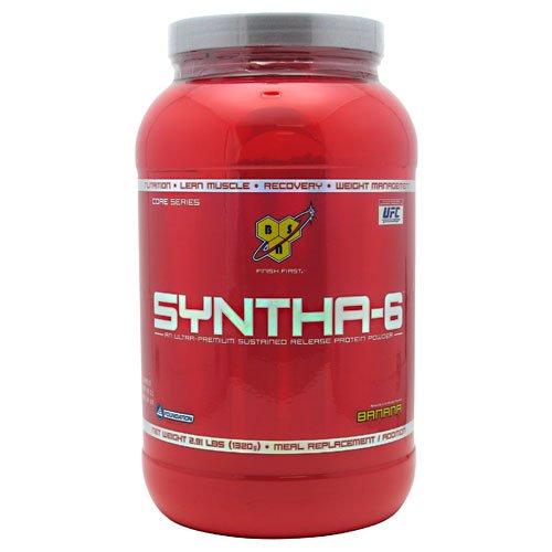 Bsn - Syntha-6 Banana Cream, 2.91 Lb Powder