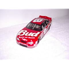 Action Die Cast Collectable Dale Earnhardt Jr. #8 Budweiser 2001 Monte Carlo Red by Unknown