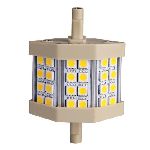 R7S J78 Energy Saving Warm White 24 Smd Led Halogen Flood Light Lamp Bulb 5W