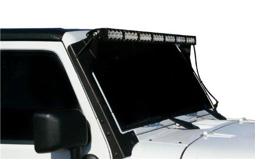 "Baja Designs Onx 7 Cell Jeep Jk 51"" Led Light Bar Kit 64-0153"