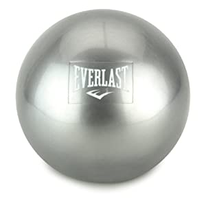 Everlast Weighted Exercise Ball (Silver, 5-Pounds): Amazon