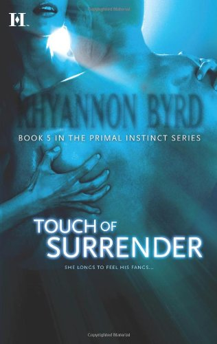 Image of Touch of Surrender (Touch Trilogy)