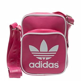 adidas ac mini bag v86409 femme sac rose shoking unique sports et loisirs. Black Bedroom Furniture Sets. Home Design Ideas